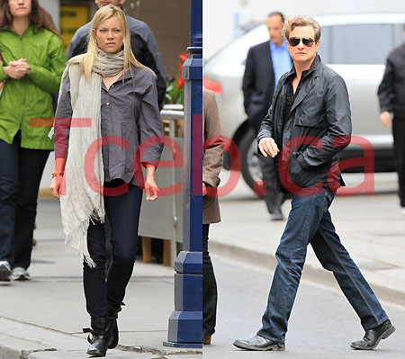 100424 Colin Firth and Amy Smart JW008