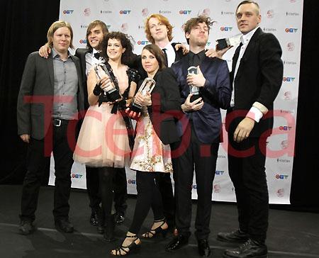 110327 Juno Awards JW020