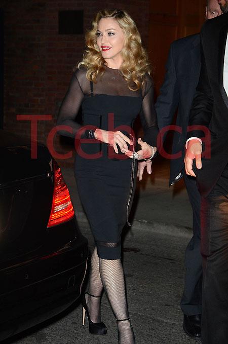 110912 TIFF Madonna JW004
